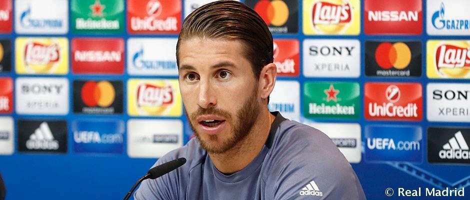 Ramos: Biz birinchi o'yindagi natija haqida o'ylamasligimiz kerak, shunchaki yutish uchun chiqamiz.