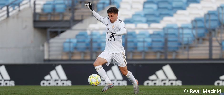 Real Madrid Castilla - Oviedo B