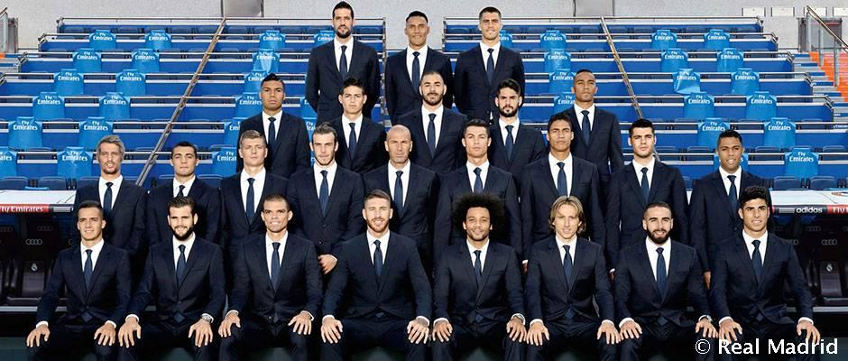 El Real Madrid será vestido por Hugo Boss