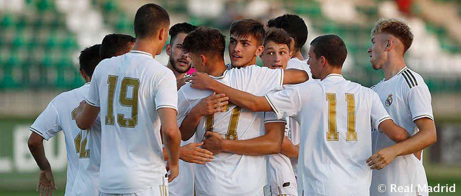 Gimnástica Segoviana-Real Madrid Castilla