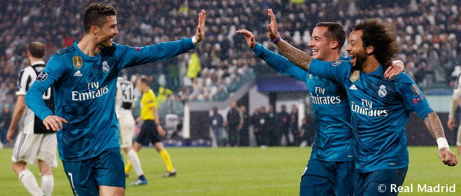 CHAMPIONS CUARTOS (VUELTA) 11/04 REAL MADRID JUVENTUS - Página 2 _n0y6410