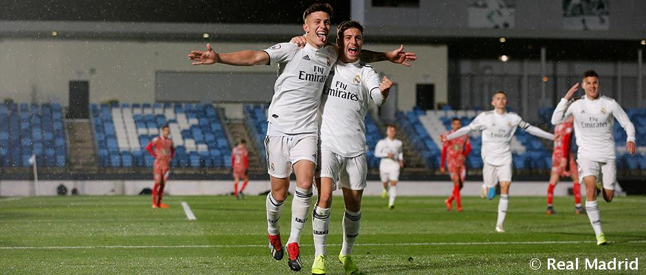 Real Madrid Castilla - Guijuelo