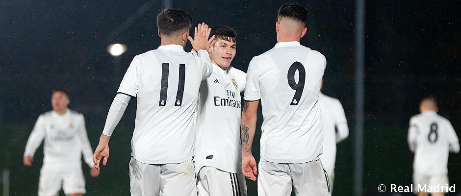 Real Madrid Castilla - Guijuelo