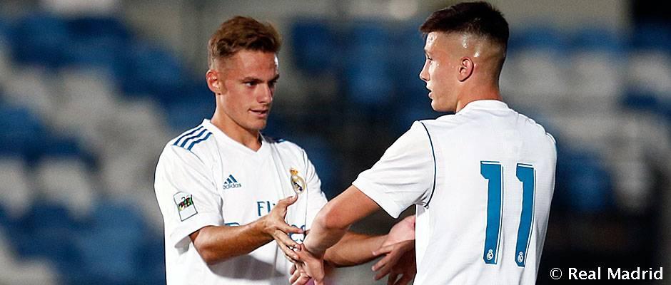 Real Madrid Castilla - Valladolid B