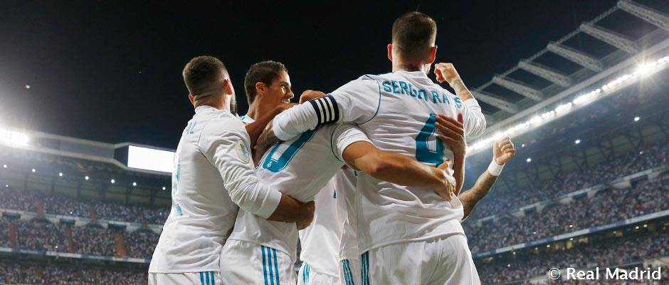 Calendario Real Madrid Liga.El Calendario Del Real Madrid Para La Liga 2018 19 Real Madrid Cf
