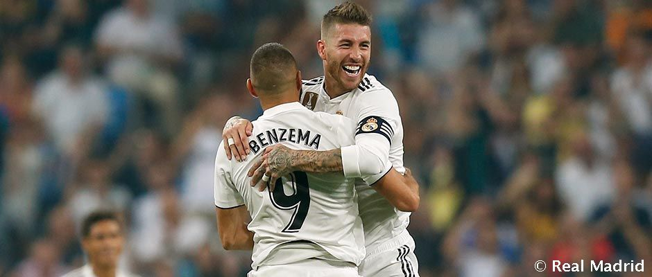 Real Madrid doubles this season