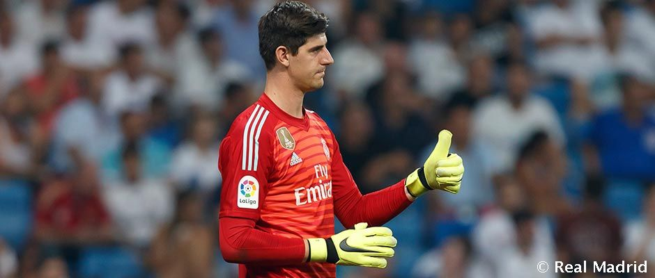 Courtois, Lloris e Schmeichel são os guarda-redes candidatos ao The Best da FIFA