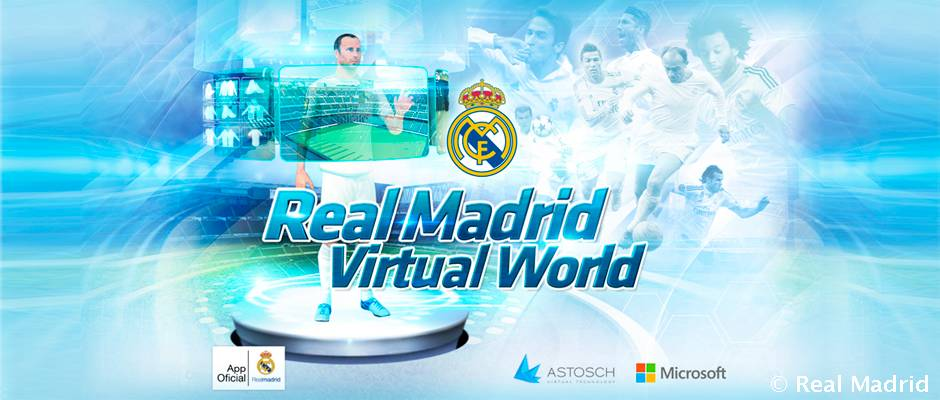 Real Madrid Virtual Tour