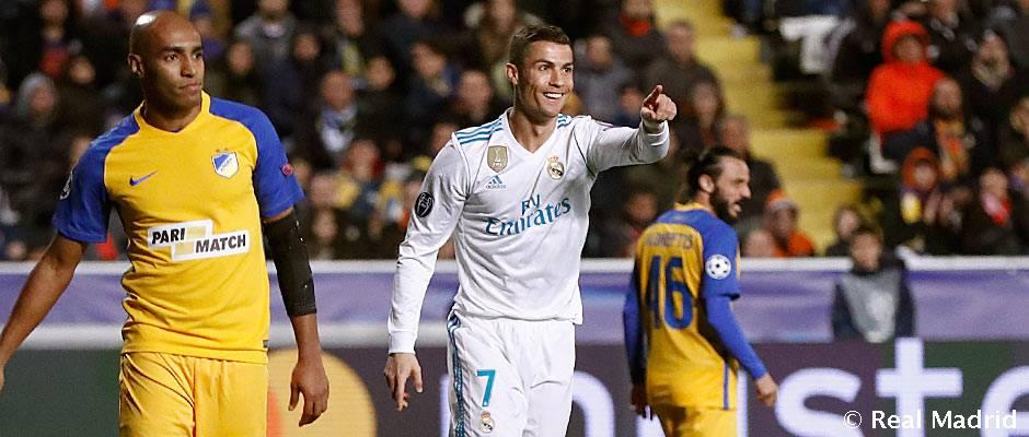 APOEL - Real Madrid
