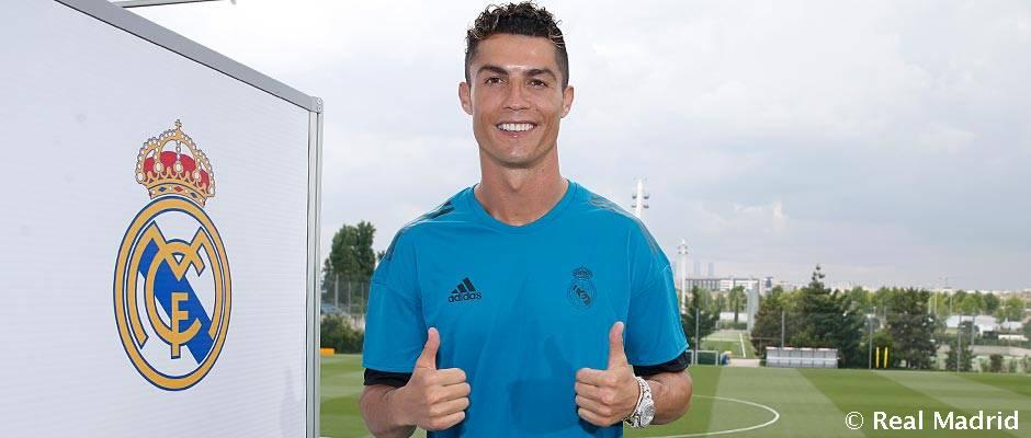 CHAMPIONS LEAGUE FINAL  REAL MADRID  LIVERPOOL, LA 13 Cristiano-media-day-horizontal