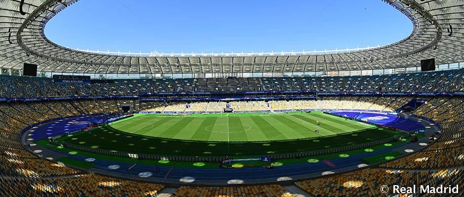 CHAMPIONS LEAGUE FINAL  REAL MADRID  LIVERPOOL, LA 13 - Página 3 Estadio-olimpico-kiev_gettyimages-961649818_