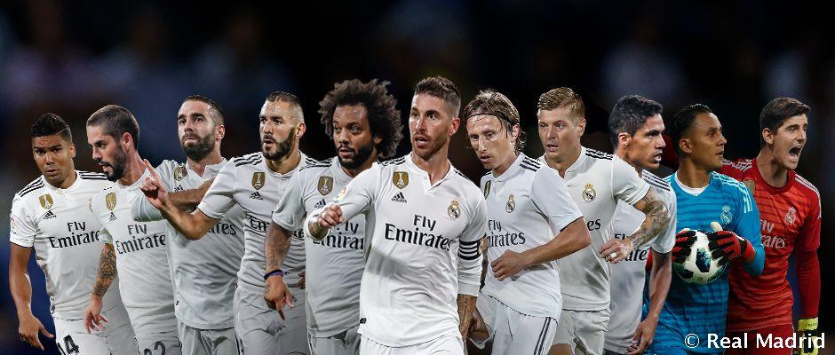 11 მადრიდისტა FIFA-ს წლის სიმბოლურ გუნდში მოხვედრის კანდიდატია