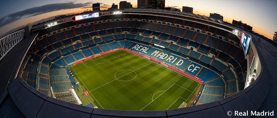 Enjoy the Santiago Bernabéu this Christmas
