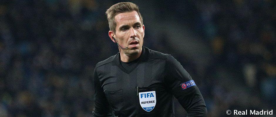 """RASMAN: Tobias Shtieler """"Bryugge"""" - """"Real Madrid"""" uchrashuvini boshqarib boradi"""