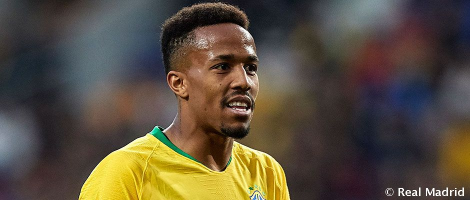 Militão, new Real Madrid player