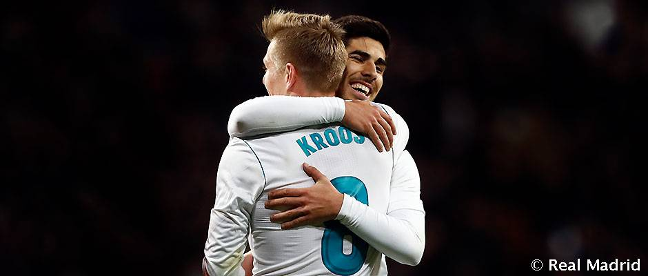 REAL Madrid & Athletic de Bilbao H4alegria_kroos_asensio_he24270