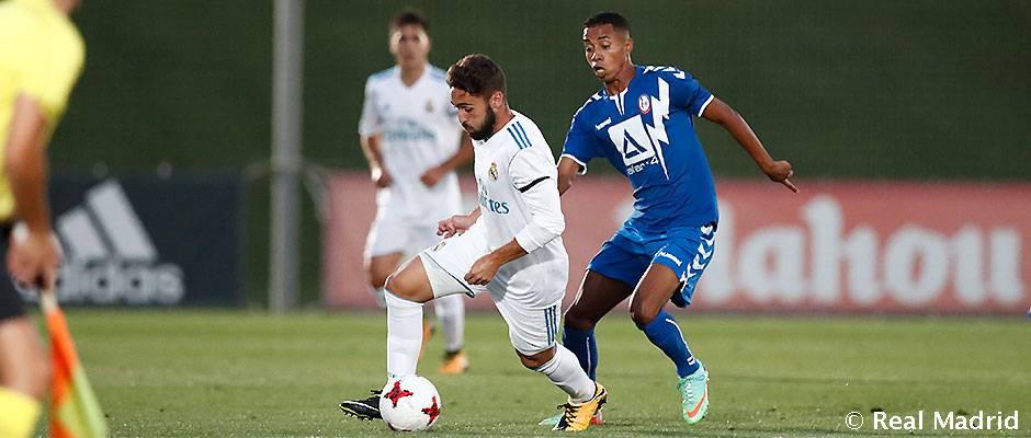 Real Madrid Castilla - Rayo Majadahonda