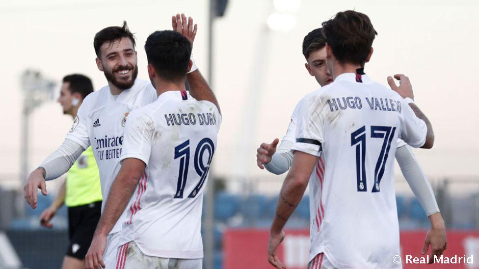 Real Madrid Castilla - Las Rozas