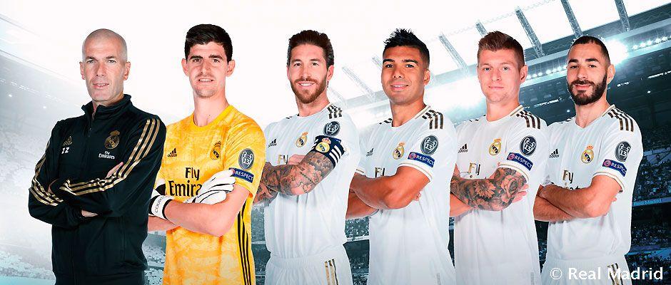 """ზიდანი და """"რეალის"""" 5 ფეხბურთელი UEFA-ს ლა ლიგის წლის გუნდში"""