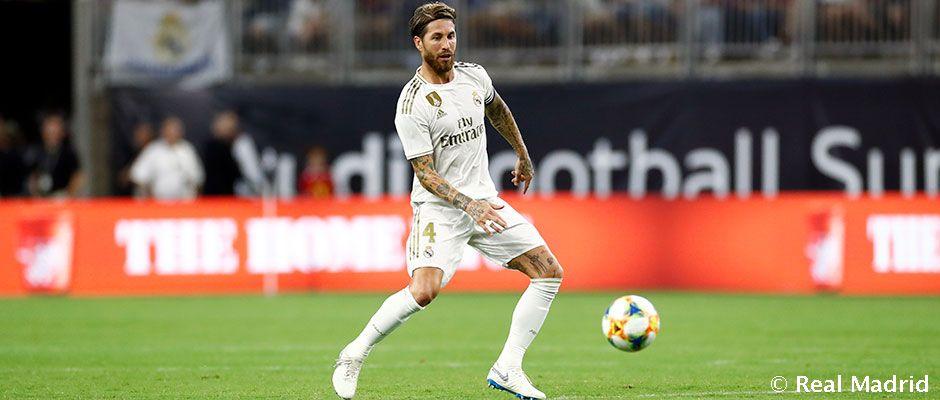 Real Madrid - Tottenham