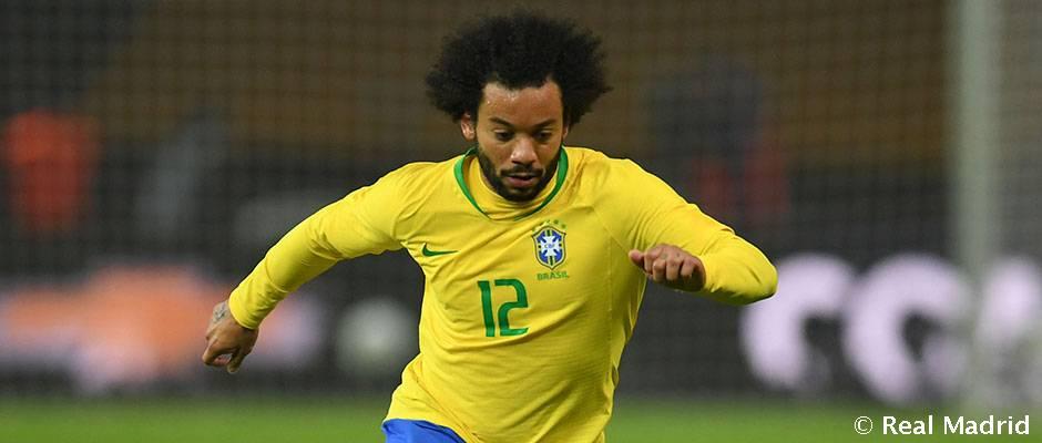 მარსელოს ბრაზილიამ კროოსის გერმანია დაამარცხა