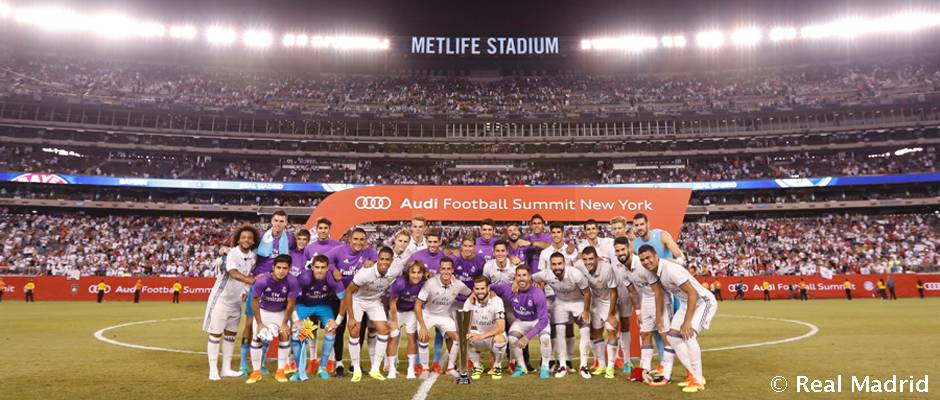 Real Madrid Football and News   Real Madrid CF
