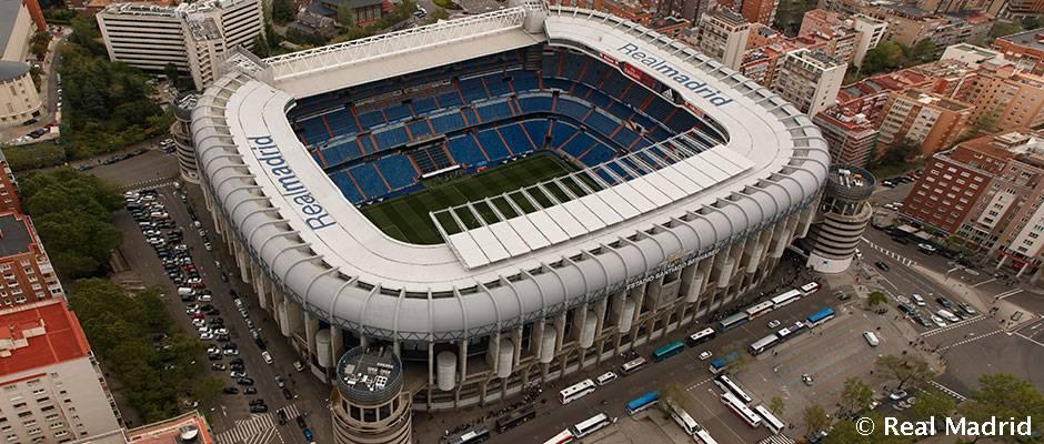El Santiago | años Madrid 70 cumple Bernabéu CF Real