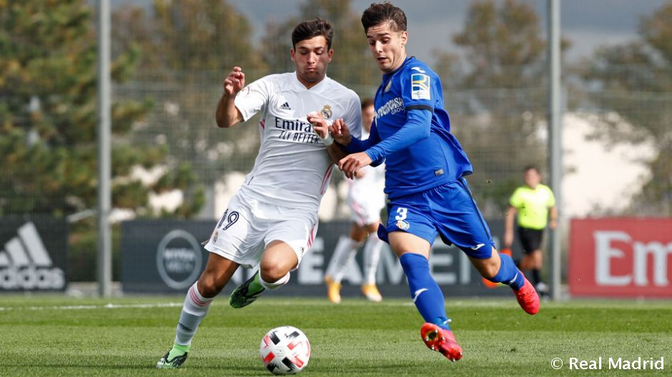 Real Madrid Castilla - Getafe B