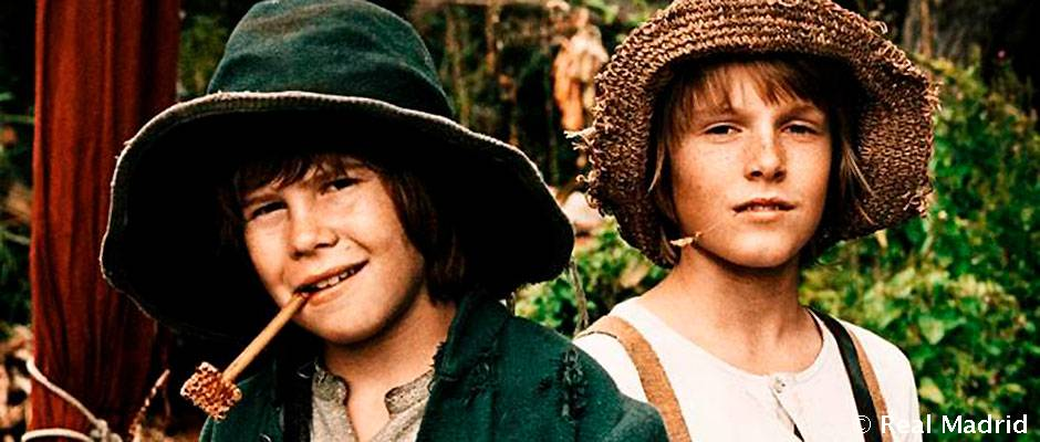 Tom y Huck', adaptación de 'Las aventuras de Tom Sawyer', en Realmadrid TV