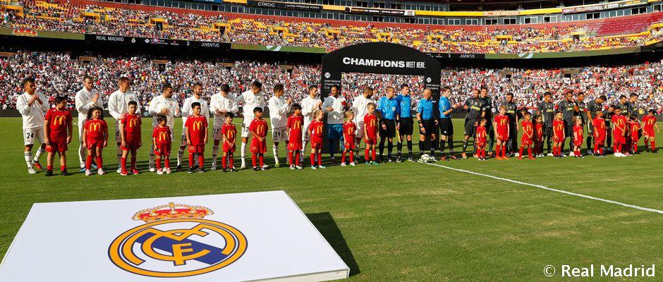 """""""რეალი"""" ზაფხულში International Champions Cup-ზე მიიღებს მონაწილეობას"""