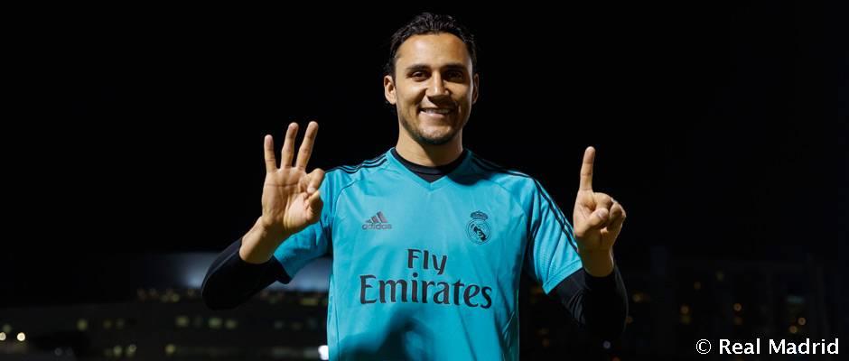 Keylor Navas | Real Madrid CF