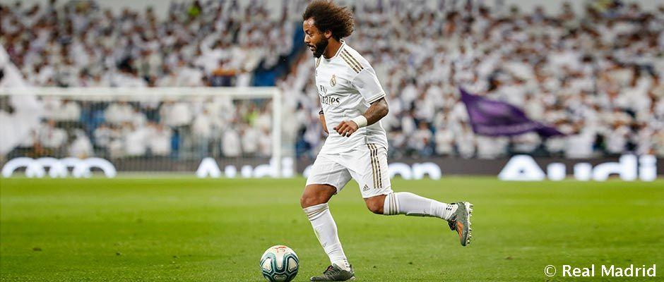 Real Madrid S Starting Line Up Against Sevilla Real Madrid Cf