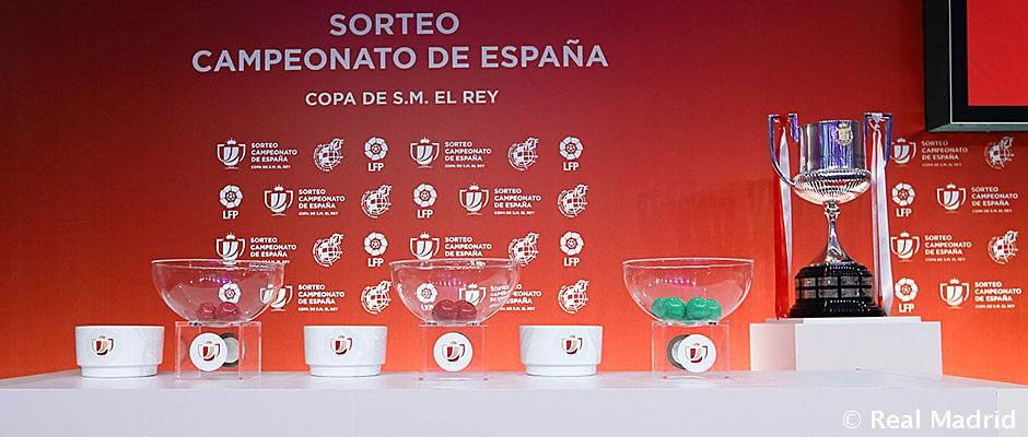 Sorteo de la Copa del Rey 17-18