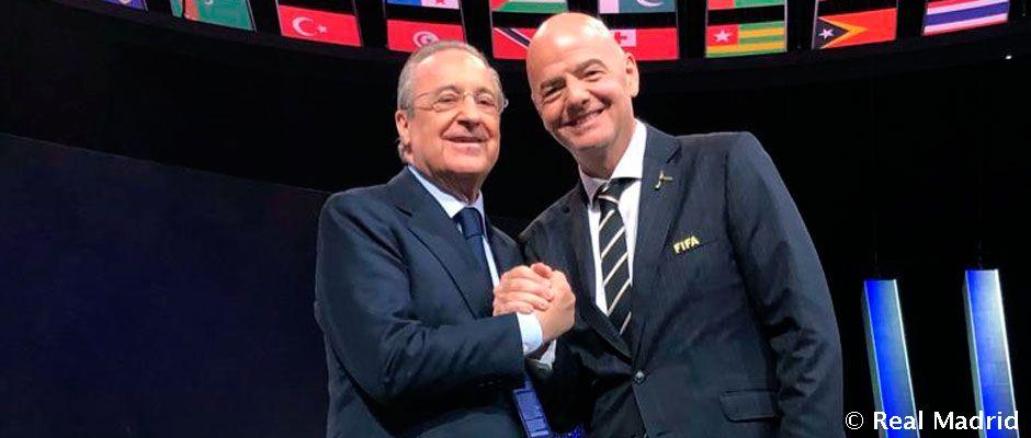 Florentino Pérez Asistió Como Invitado Al 69º Congreso De