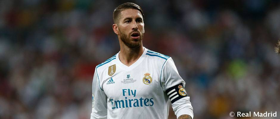Sergio Ramos Medical Report Real Madrid Cf