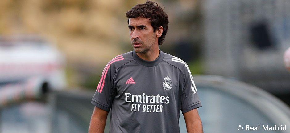 """Raúl: """"El nuevo formato nos exige estar al máximo desde el primer partido""""    Real Madrid CF"""