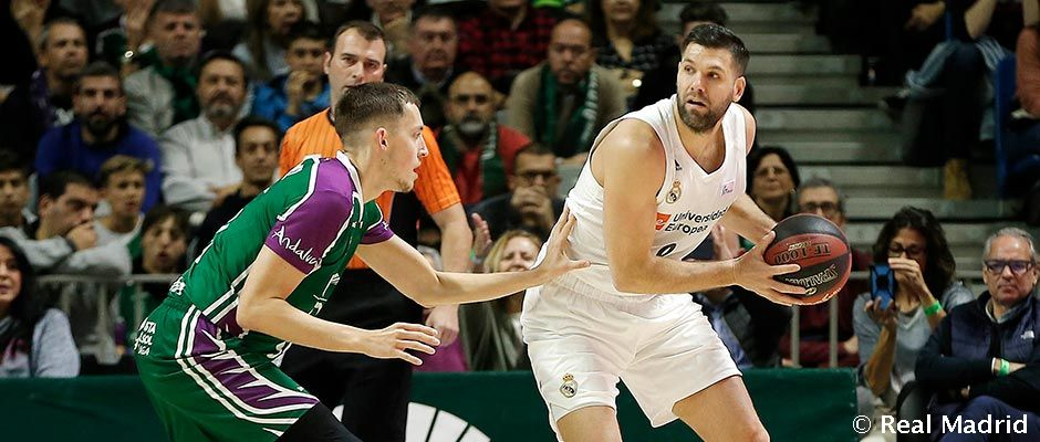 Unicaja - Real Madrid