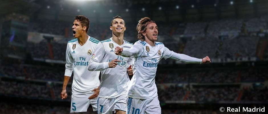FIFA 2018-ის საუკეთესო 10-ეულში 3 მადრიდისტა მოხვდა