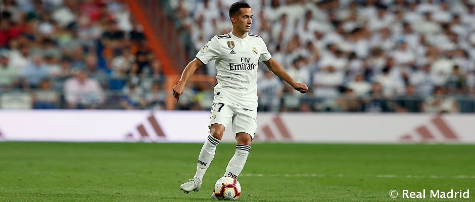 "Lucas Vázquez: ""We can't wait for the match with Levante"" 