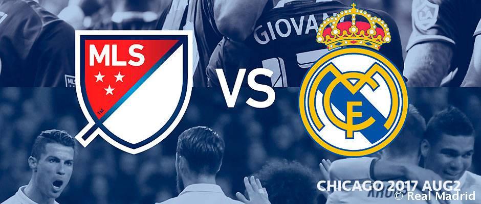 El Real Madrid jugará el All-Star Game 2017 contra las estrellas de la MLS