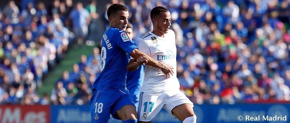Minuto A Minuto Getafe 1 Real Sociedad 0: El Real Madrid-Getafe, Minuto A Minuto En Realmadrid TV