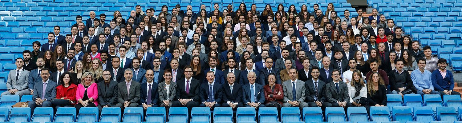 Acto de apertura de la Escuela Universitaria Real Madrid - Universidad Europea