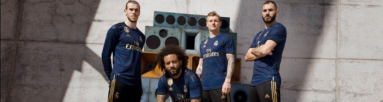 Real Madrid and adidas unveil 201920 away kit | Real Madrid CF