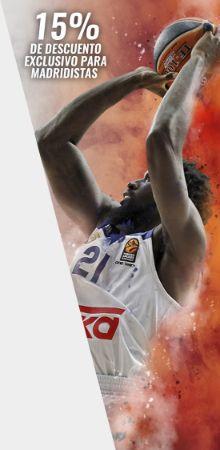 Entradas Real Madrid Baloncesto - UNICS Kazan