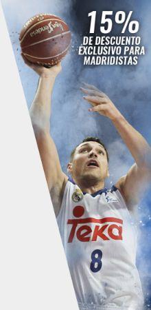 Entradas Real Madrid Baloncesto - Valencia Basket