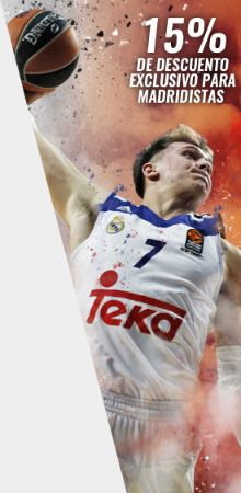 Entradas Real Madrid Baloncesto - Darasssufaka