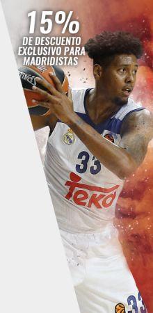 Entradas Real Madrid Baloncesto - Estrella Roja