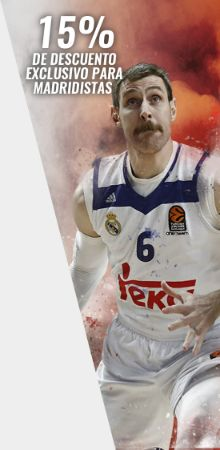 Entradas Real Madrid Baloncesto - Anadolu Efes