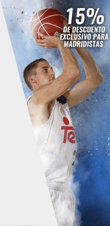 Entradas Real Madrid - Valencia Basket
