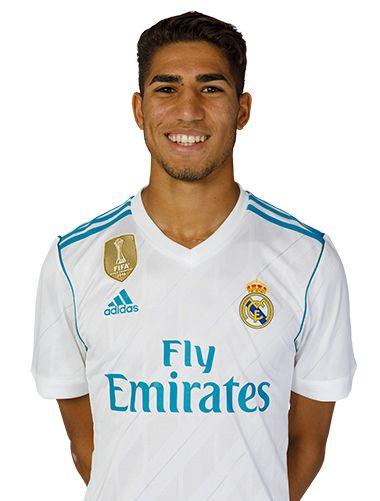 Achraf Real Madrid Cf